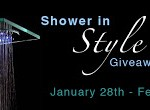 Shower In Style Giveaway Blogger Sign Up