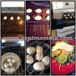 Hard Boiled Eggs The Easy Way – Baking Method