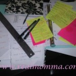 My Blog Planner And Giveaway!!