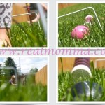 Croquet &#8211; Wordless Wednesday with LINKY