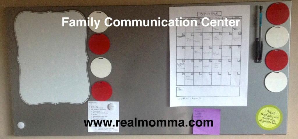 Family Communication Center