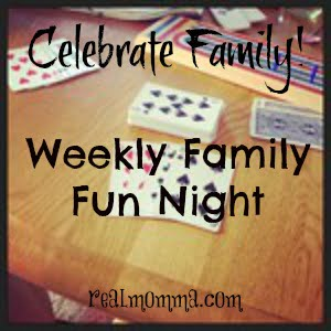 Celebrate Family with a Weekly Family Fun Night