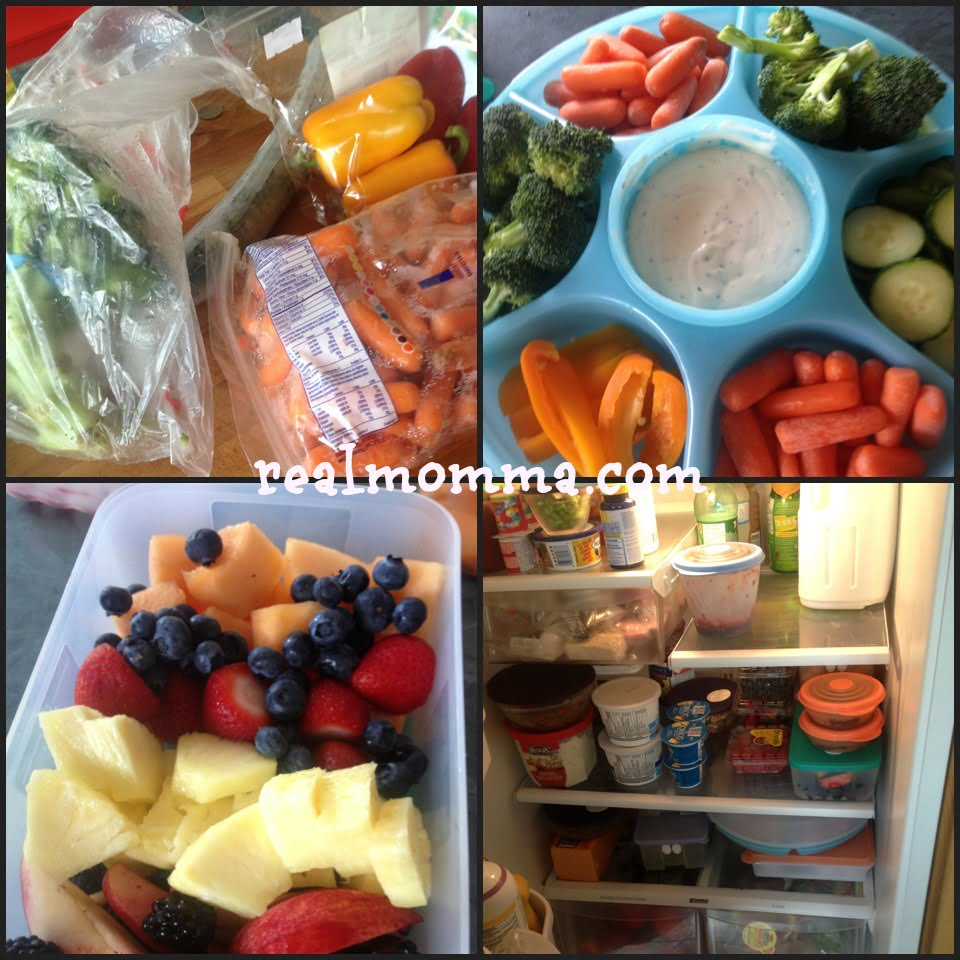 healthy snacking - food tip