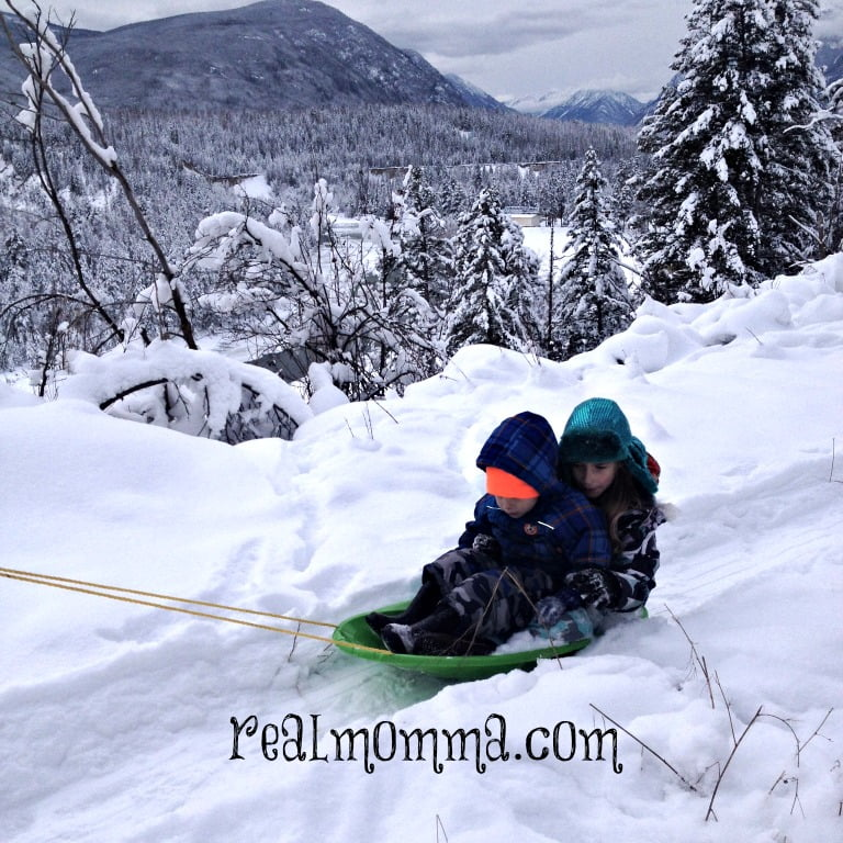 Family Fun Winter Activities