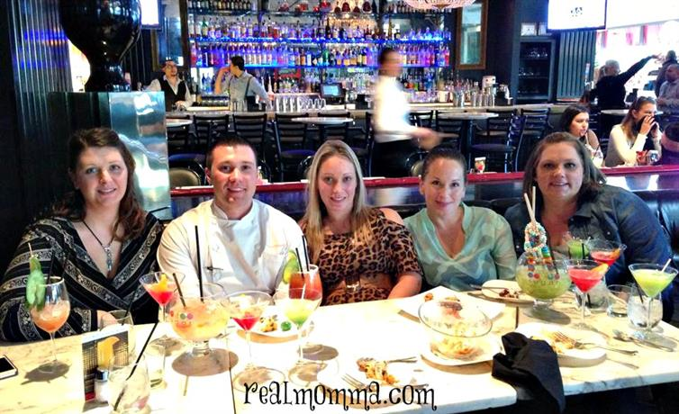 So This One Time I Ate at Sugar Factory Las Vegas!