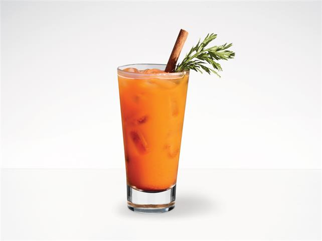 Carrot Cooler Mocktail