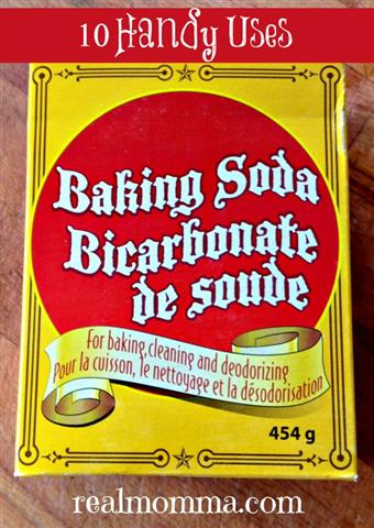 10 handy uses for baking soda