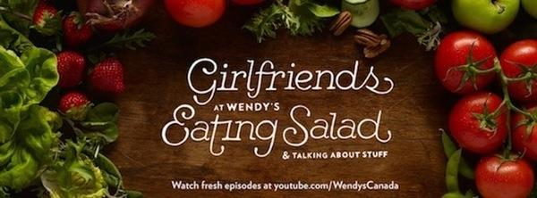 girlfriends at wendy's talking about stuff