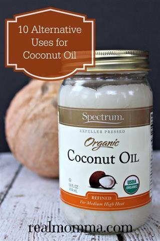 10 Alternative Uses for Coconut Oil