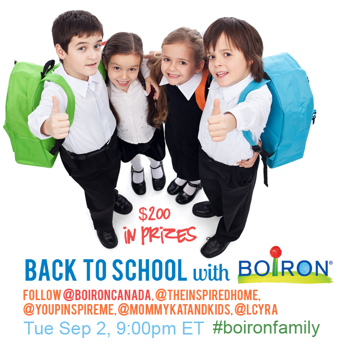 Boiron-Twitter-Party