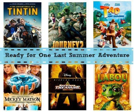 Ready for One Last Summer Adventure #StreamTeam