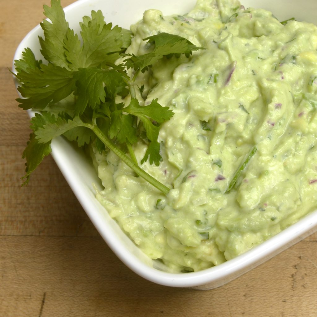 Guacamole Dip Recipe Chef Lynn Crawfod