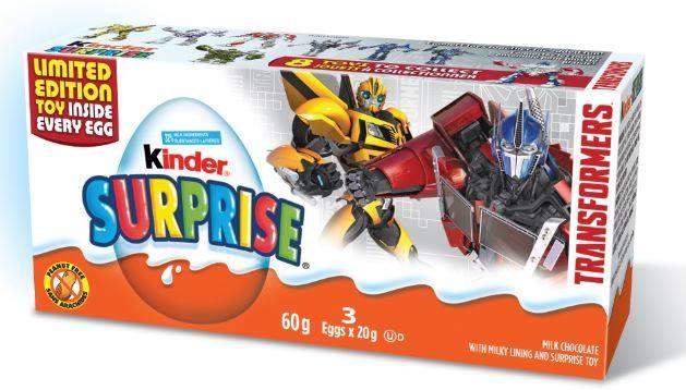 kinder transformers