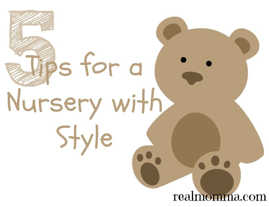 5 tips for a nursery with style