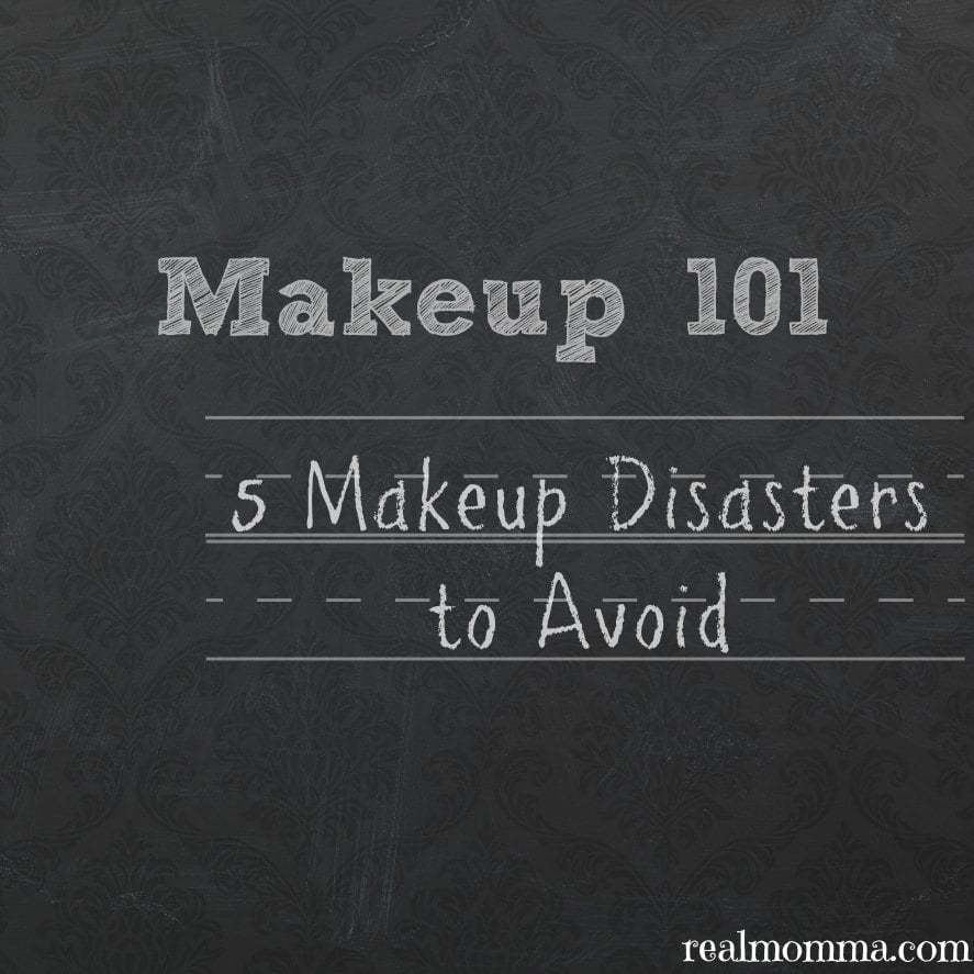 5 Makeup Disasters to Avoid