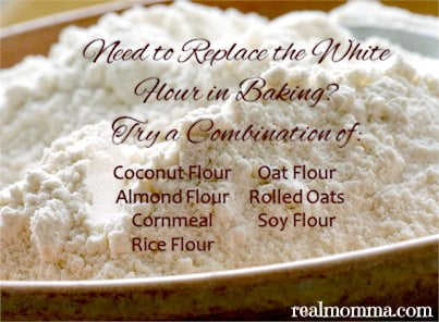 flour subsitution