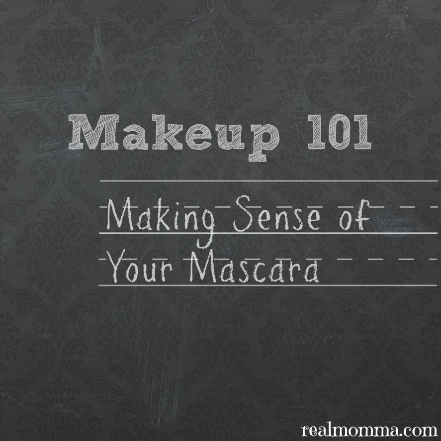 Makeup 101 Making Sense of Your Mascara