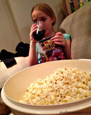 Family Movie Night - Jake and the Neverland Pirates: Battle for the Book
