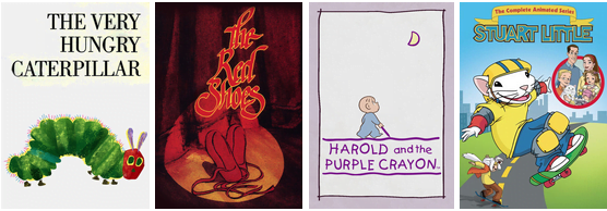 Literature for the Littles on Netflix