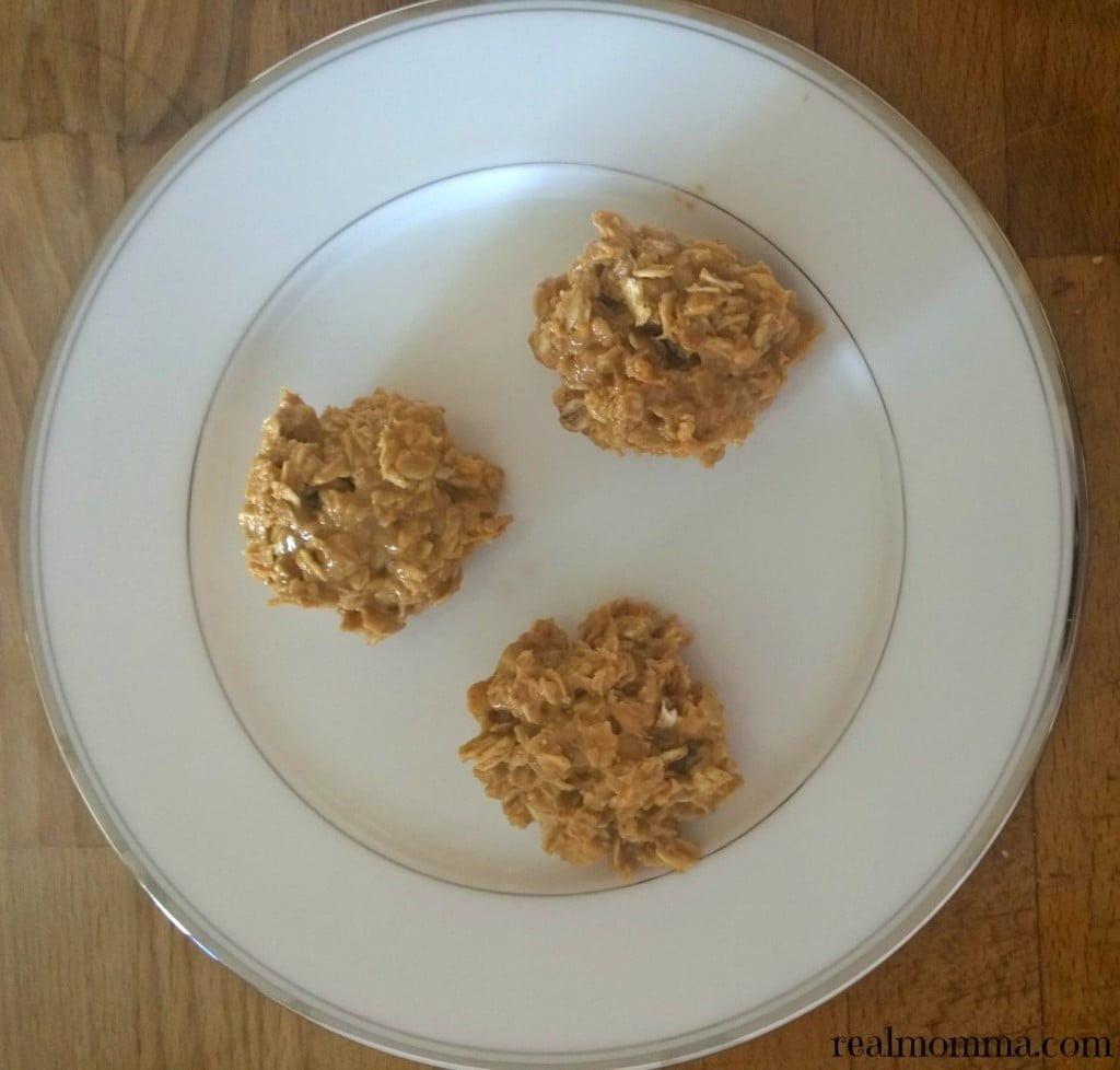 Basic Peanut Butter Snack Bites