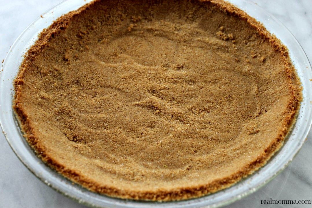 Graham Crust for Key Lime Pie