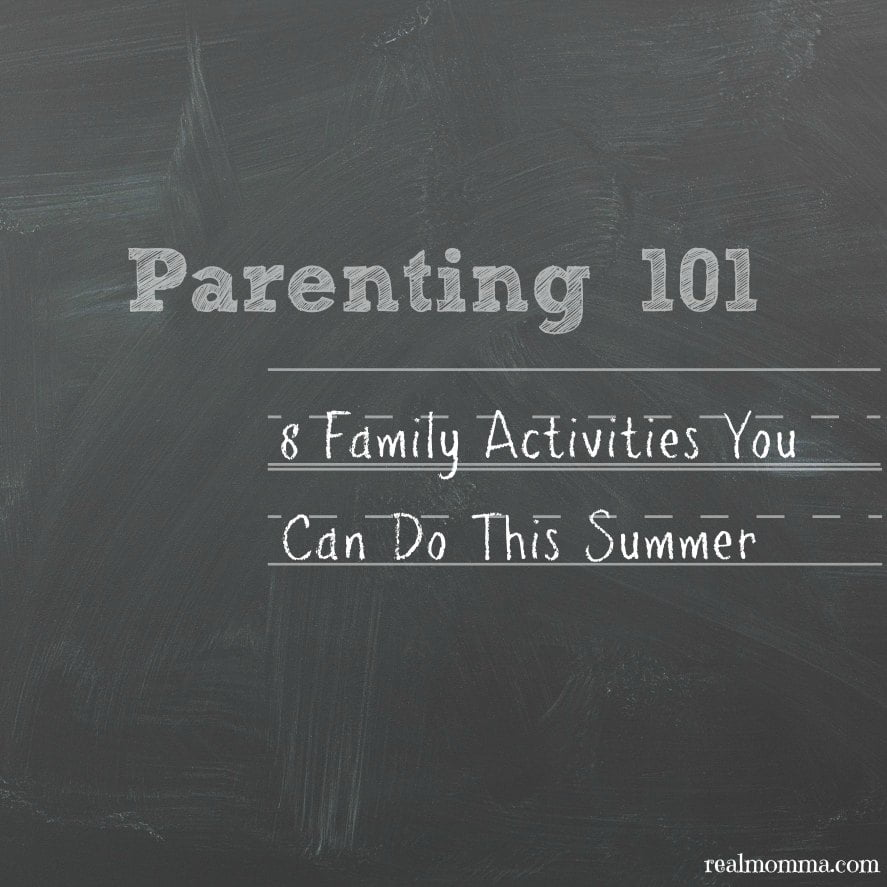 8 Family Activities You Can Do This Summer