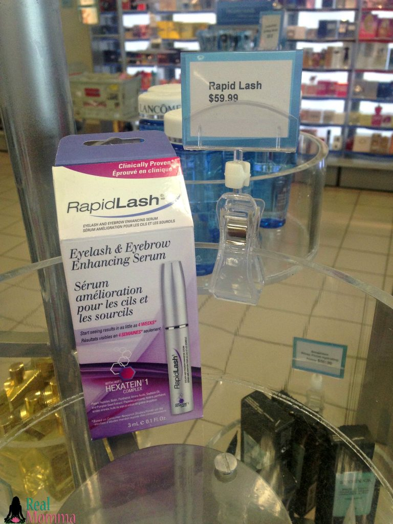 RapidLash in store