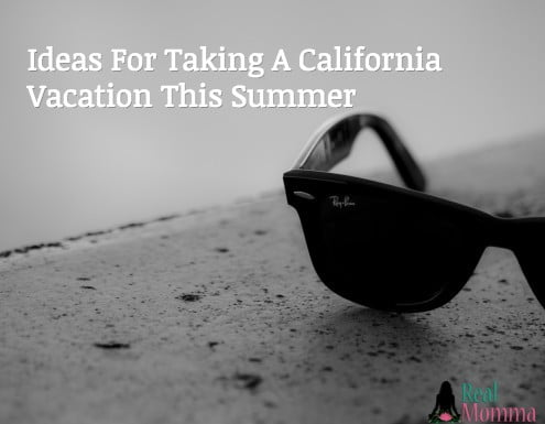 Ideas For Taking A California Vacation This Summer