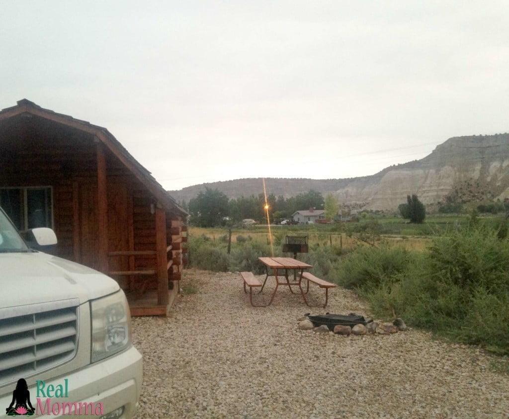 Cabin in Cannonville Utah