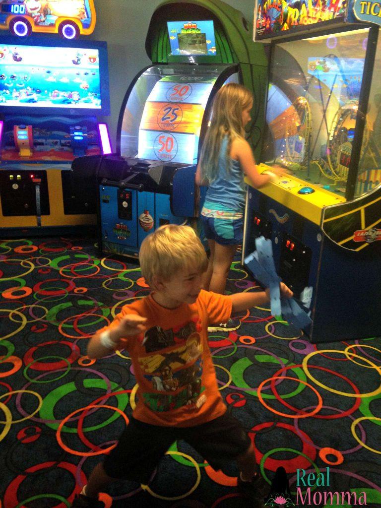 Family Fun at Las Vegas Mini Gran Prix