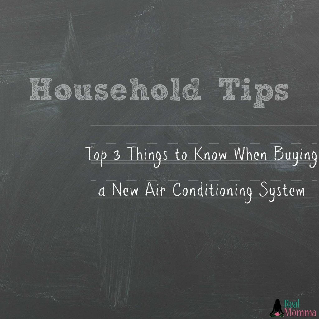 Top 3 Things to Know When Buying a New Air Conditioning System