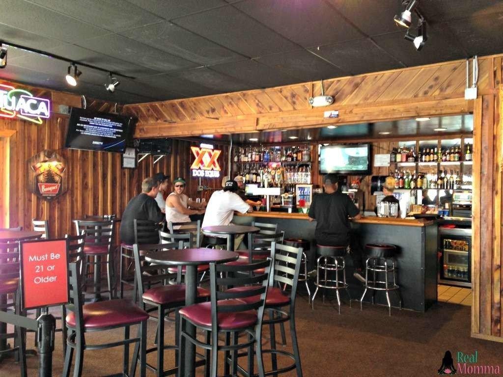 Bristlecone Bar at LVSSR