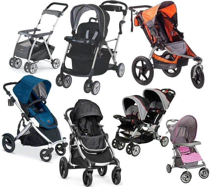 Strollers Buying Guide