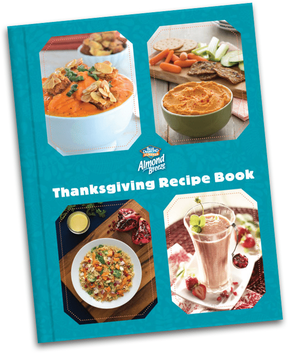 Simple Thanksgiving Recipes with Almond Breeze