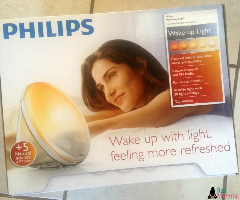 Philips Wake-up Light Challenge