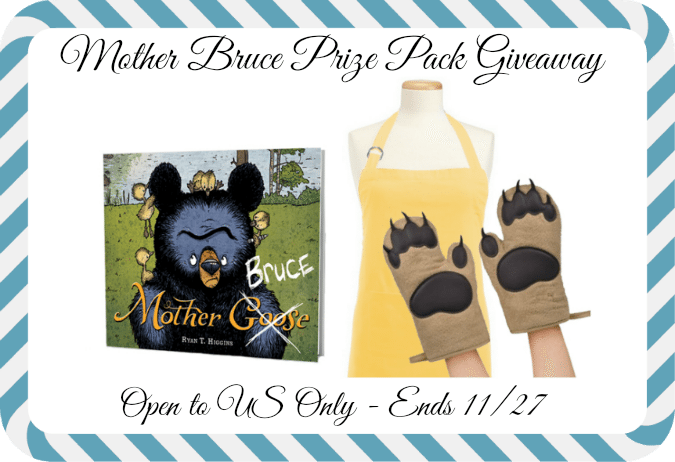 Mother Bruce Giveaway