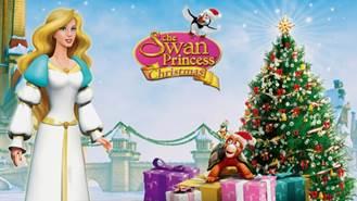 Swan Princess Christmas