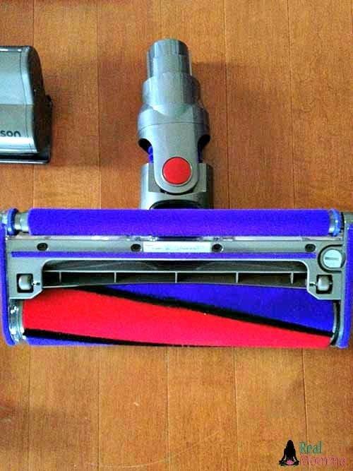 V6PowerClean soft roller