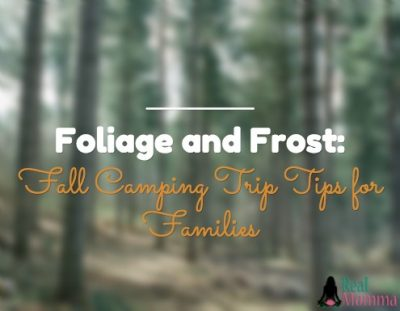 Foliage and Frost: Fall Camping Trip Tips for Families