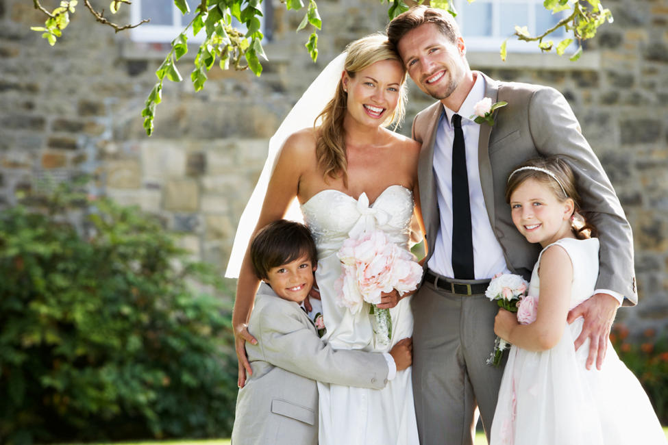 Children and Weddings? Tips To a Perfect Combination