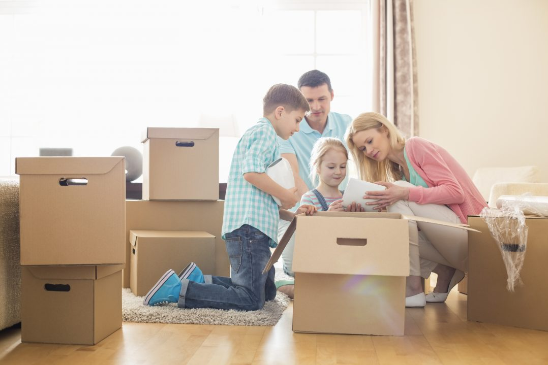 Planning Your Next Move What to do Before Your Family Packs