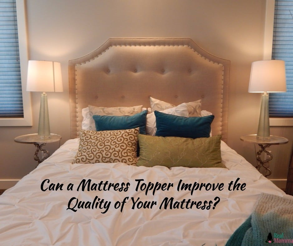 Can a Mattress Topper Improve the Quality of Your Mattress?