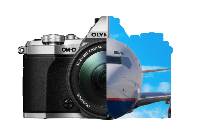 Let Olympus Take You There