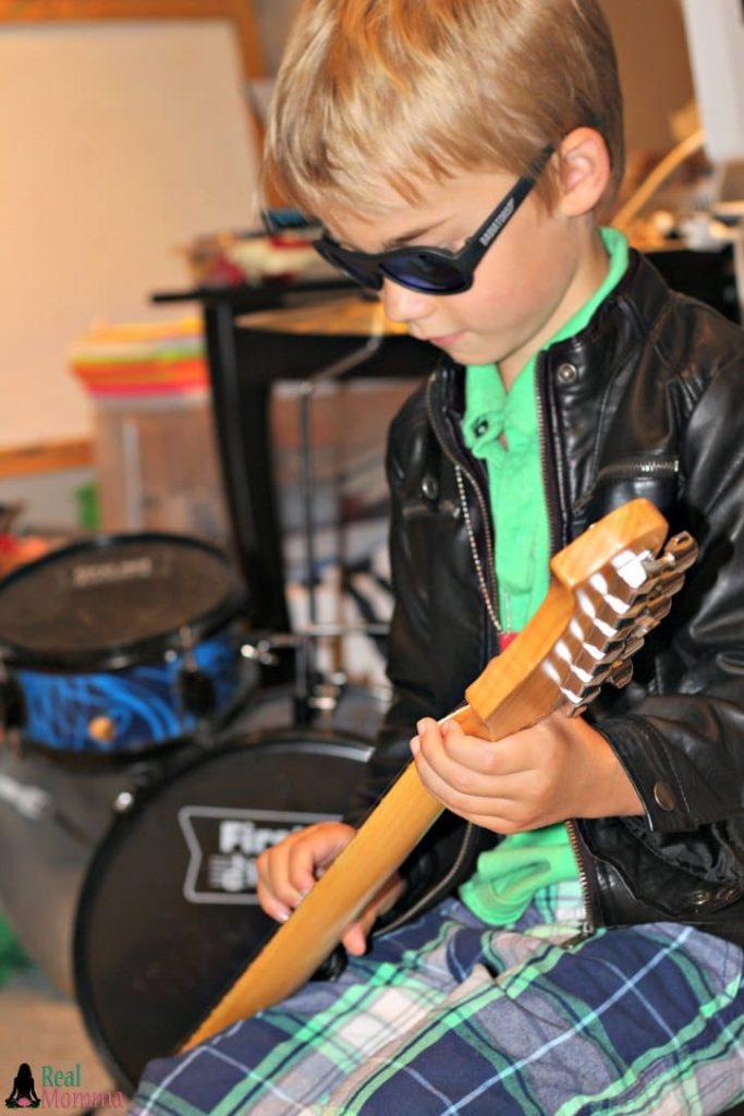Rocking Kid Style with Babiators