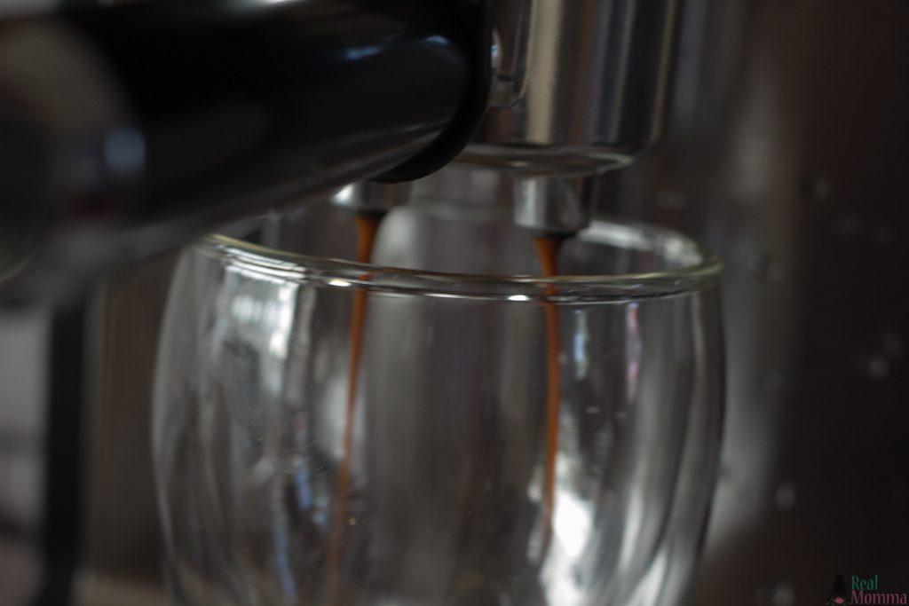 The perfect espresso