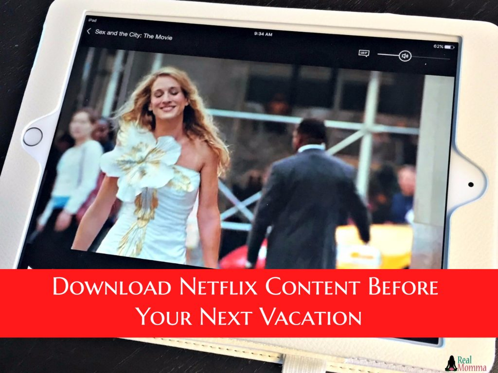 Download Netflix Before Your Next Vacation