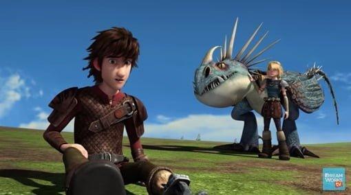 All New Dreamworks Dragons on Netflix