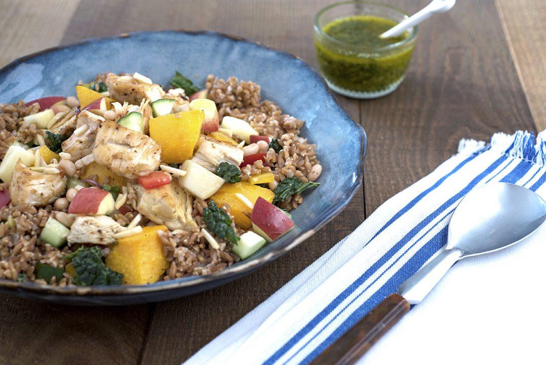 turkey grain salad ED web