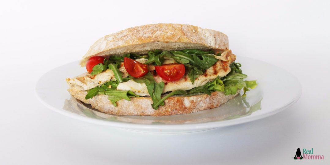 Flatbread Family How to Make Nutritious Sandwiches for School Lunch