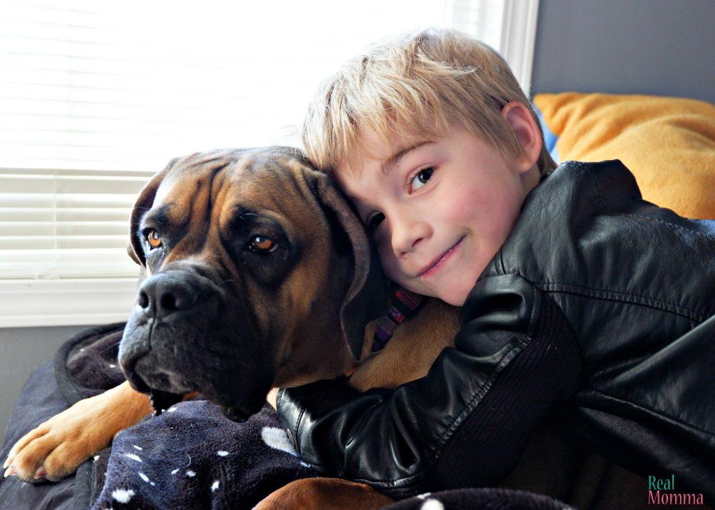 Dustin's Dog Purpose